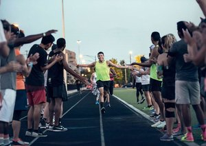 5 reasons to join a running club