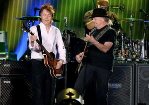 Why ageing rockers shouldn't quit while they're ahead