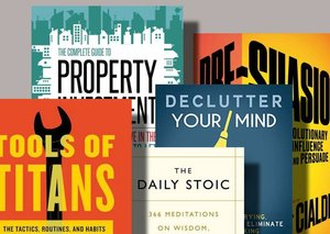 Five new business books