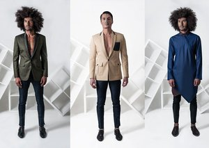 The Gulf's new crop of menswear designers