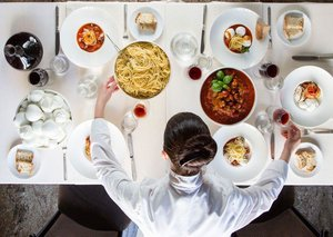 Fancy having 20 Michelin-star chefs cook for you?
