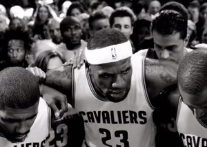 Nike's new LeBron James ad will give you chills