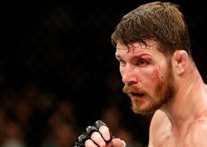 """""""A fight against St-Pierre would be amazing"""" - Michael Bisping"""