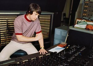 Brian Wilson's 10 favourite records