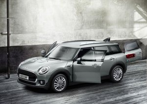 Go With Your Gut (and WIN a Mini Clubman)