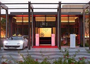 Ferrari opens its first Salotto in Dubai