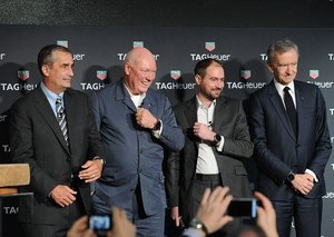 TAG Heuer's Connected comes to the Middle East