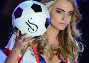 Victoria's Secret comes to the defense of Cara Delevingne