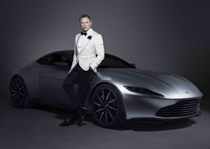 50 years of James Bond style celebrated in Dubai