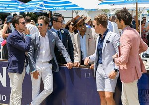 How to dress for polo season