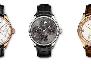 IWC watches now available on Mr Porter