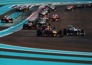 Tickets for Abu Dhabi F1 Grand Prix are 'selling out fast'