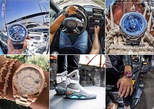 How Instagram changed the way we look at luxury watches