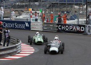 The majesty of the Grand Prix de Monaco Historique
