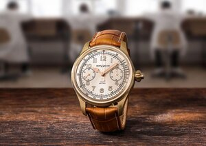 Heritage is the centrepiece of Montblanc's new 1858 collection