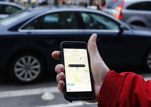 You can now Uber directly to a person