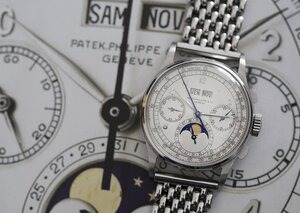 What is the 'grail watch' for watch collectors?