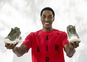 What I've learned: Scottie Pippen