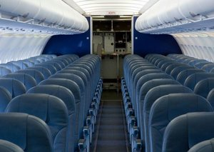 This is the safest place to sit on a plane