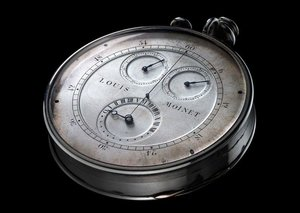 The story of the world's first chronograph watch