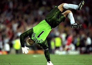 Peter Schmeichel on football's changing of the guard
