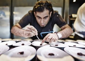 Asia's best (and most outspoken) chef