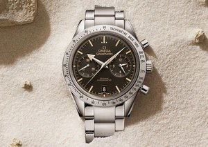 60 years of the Omega Speedmaster
