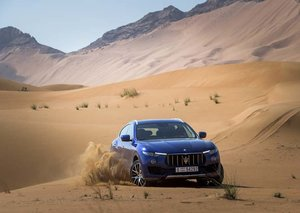 Review: The Maserati Levante