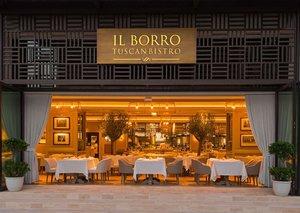 Ferragamo open a restaurant in Dubai
