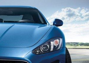 """I drive a Maserati GranTurismo like it's a Toyota Yaris"""