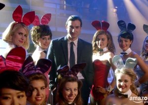 Amazon has made a TV series about Hugh Hefner's life