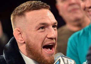 Conor McGregor confirmed he will fight Floyd Mayweather