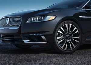 The new Lincoln Continental comes to the Gulf