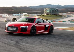 Popping your supercar cherry on the Audi R8
