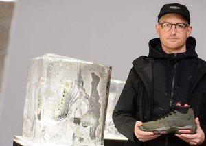The man behind Nike sportswear sneakers