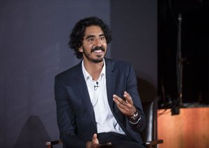 When Dev Patel came to Dubai