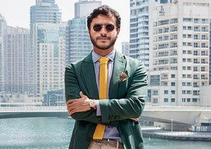 Best Dressed 2017 - Ehab Ammar
