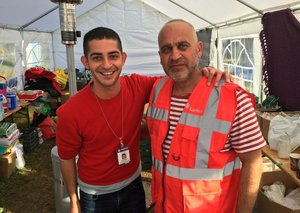 Helping refugees with jobs and dignity, rather than sympathy