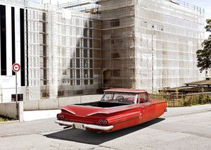 The Flying Cars of Renaud Marion