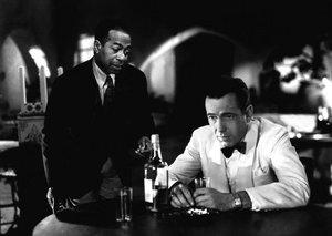 Watch on film: Casablanca