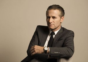Omega CEO Raynald Aeschlimann on his first year in charge