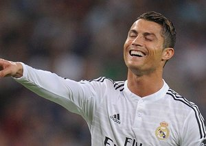 How much Cristiano Ronaldo reportedly charges for half a day's work