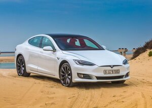 The Tesla Model S has a lot going for it— not least its speed