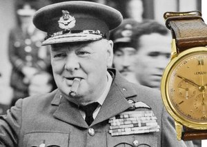 You can buy Winston Churchill's watch