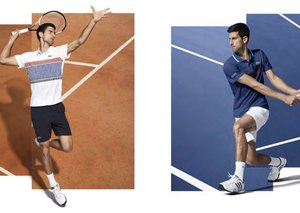 Novak Djokovic is Lacoste's new style ambassador