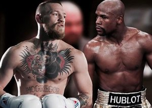It's official! Mayweather-McGregor will fight this summer