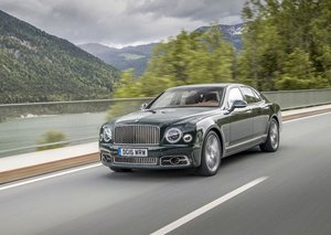 The good (and bad) side of driving the Bentley Mulsanne Speed
