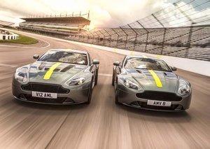 Aston Martin's Vantage AMR