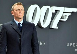 Daniel Craig is set to return as James Bond