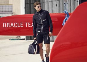 Louis Vuitton's America's Cup collection for men